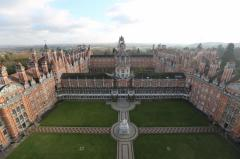 ROYAL HOLLOWAY UNIVERSITY KINGSWOOD HALL CAMPUS